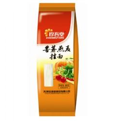 珍吾堂苦荞燕麦挂面细条380g