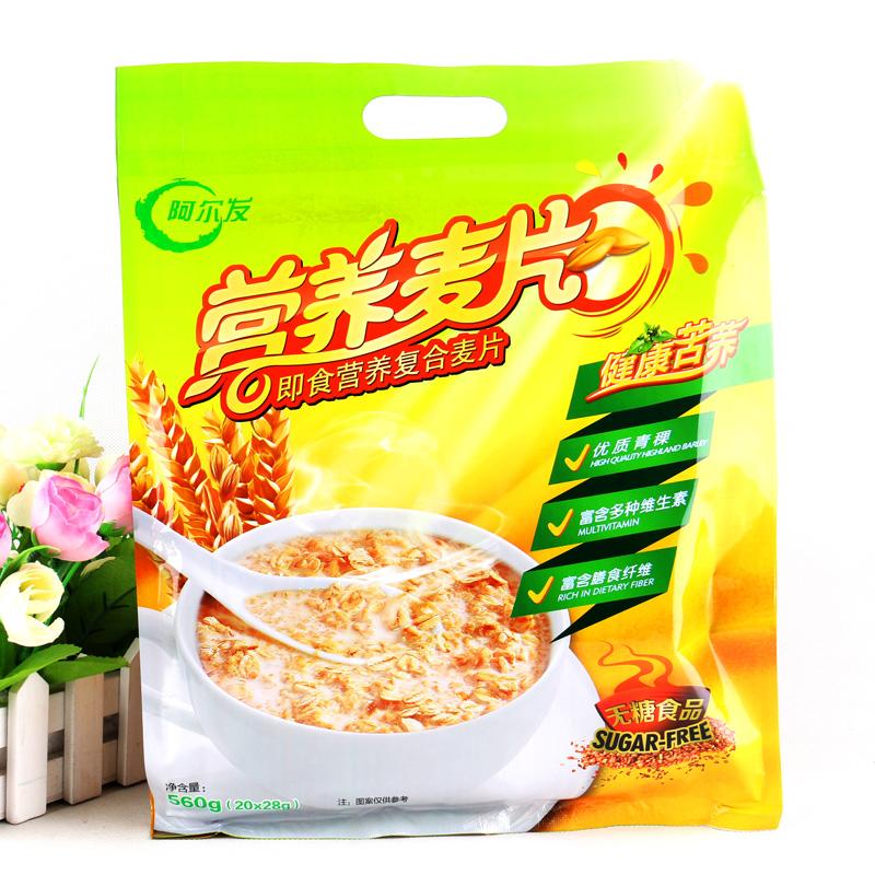 阿尔发营养麦片560g-冲调类图片