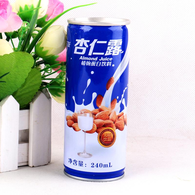 阿尔发杏仁露无糖饮料240ml-无糖饮料图片