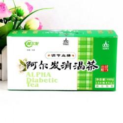 阿尔发消渴茶150g
