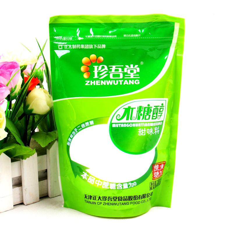 珍吾堂木糖醇甜味料250g-杂糖类图片