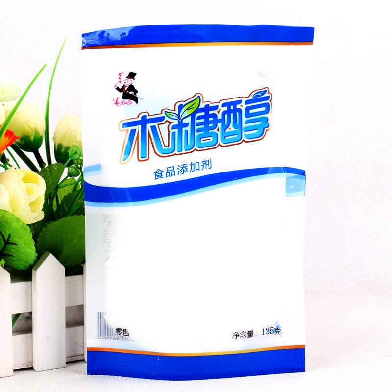 老布特木糖醇粉糖125g-杂糖类图片