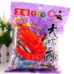 老布特木糖醇北京大虾酥300g
