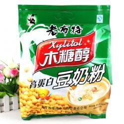 老布特木糖醇高蛋白豆奶粉600g