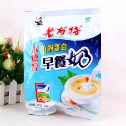 老布特木糖醇早餐奶420g