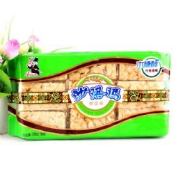 老布特木糖醇椰丝沙琪玛(绿)250g