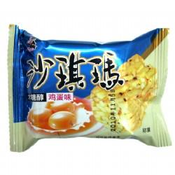 老布特木糖醇沙琪玛(鸡蛋味)散装1kg