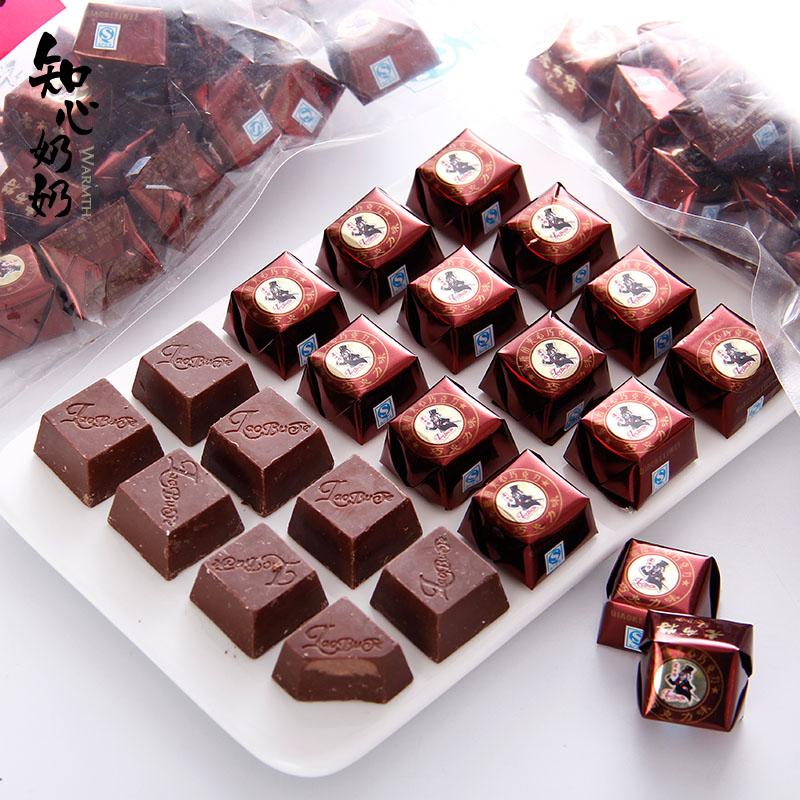 老布特木糖醇夹心巧克力(叠角)1kg