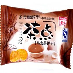 美京多元糖醇型茶点乌龙茶散装500g